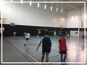 Hey le Handball, c'est pour quand ??!!