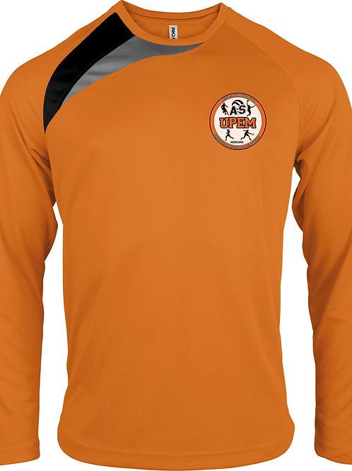 T-Shirt Manches Longues Compétition