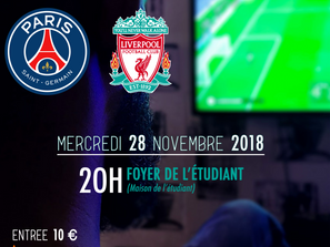 UPEM Sports Bar #1 [PSG-LFC]