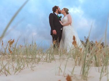 Wedding Videography at Currumbin Beach | Cassandra & Brendan