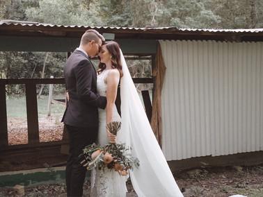 Wedding Videography at Austinvilla Estate, Gold Coast | Jenna & Jake