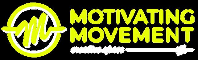 Motivating Movement Secondary Logo - FUL
