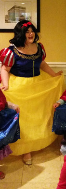 Snow White for a Halloween party