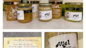 Nouveauté: Miel (production locale)
