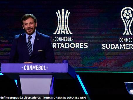 Grupos da Libertadores 2020 definidos, confira