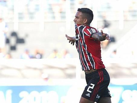 SÃO PAULO ANUNCIA A CONTRATAÇÃO DE IGOR VINÍCIUS