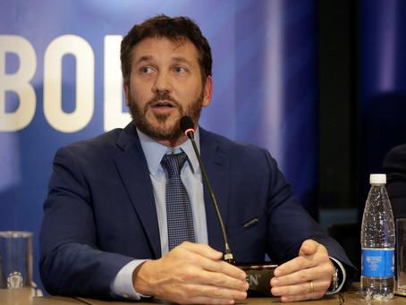 """Conmebol oficializa tempo de suspensão da Libertadores: """"Inicialmente até 5 de maio"""""""