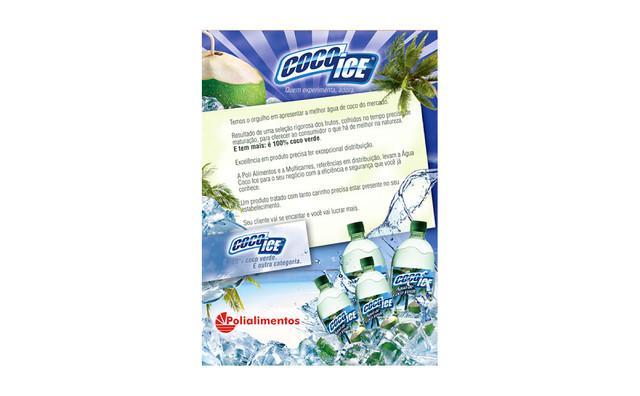 Publicidade | Flyer para distribuidores