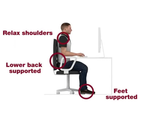 Posture Correction - Good Posture to Support Your Back