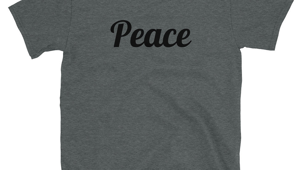 Peace (Short-Sleeve Unisex T-Shirt)