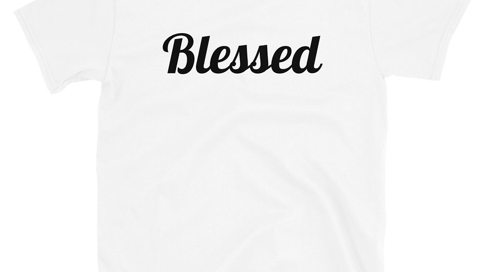 Blessed (Short-Sleeve Unisex T-Shirt)