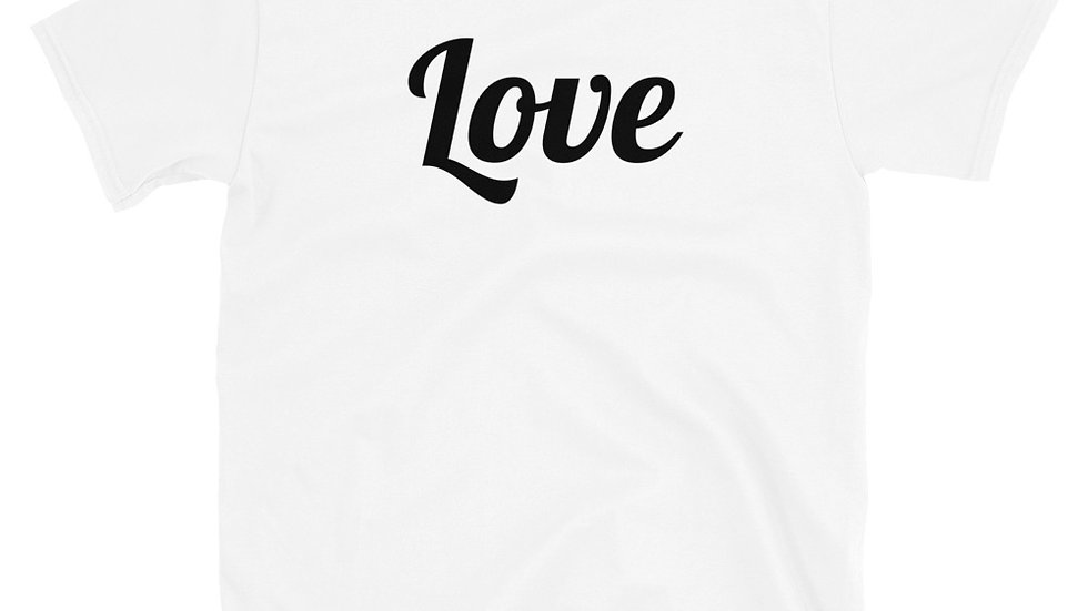 Love (Short-Sleeve Unisex T-Shirt)