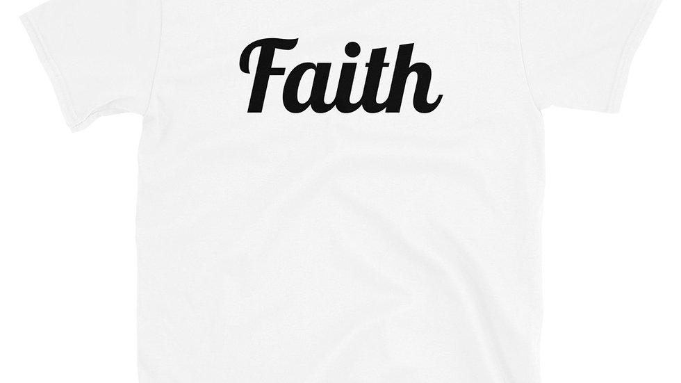 Faith (Short-Sleeve Unisex T-Shirt)