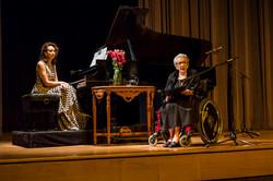 Zlata et Sonia Rubinsky © Isabela Senatore