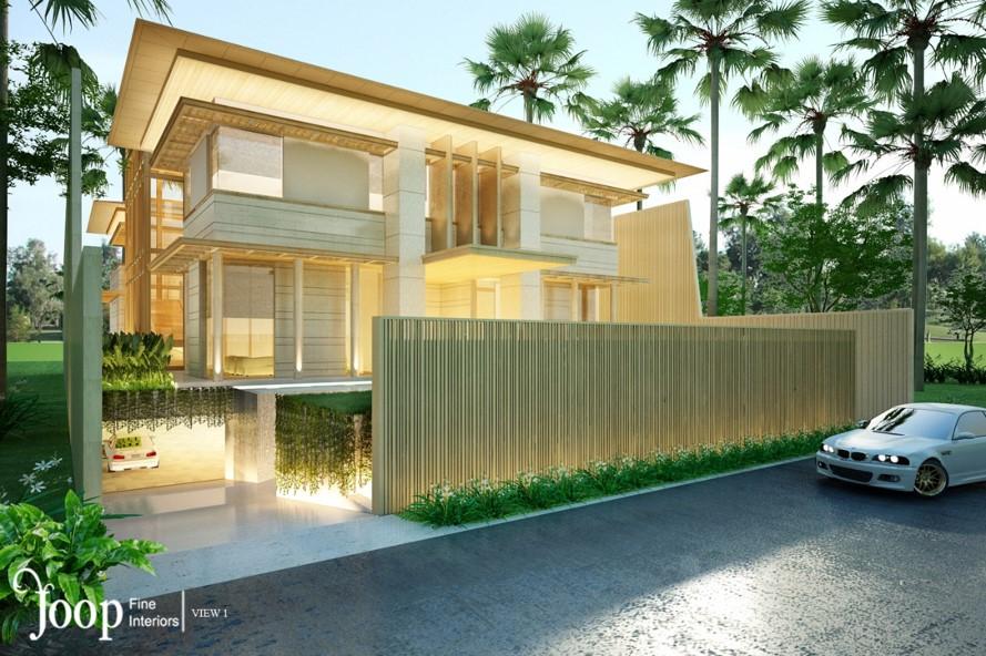 Private Residence at Surabaya