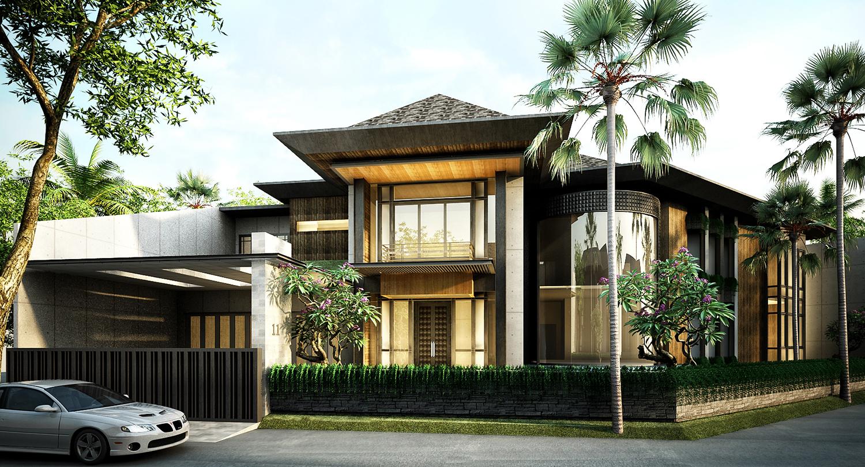 Private Residence at Kelapa Gading