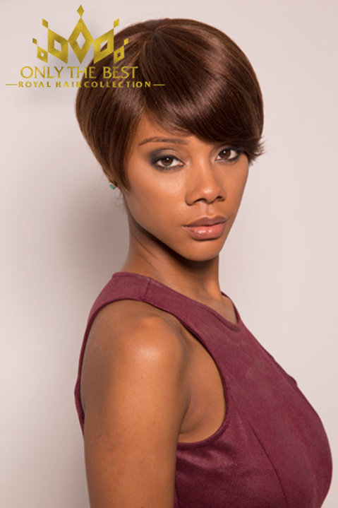 #1006 Exquisite 100% Human Hair Wig
