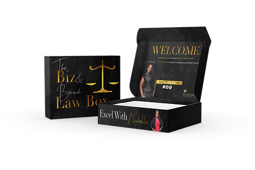 The Biz & Brand Law Box