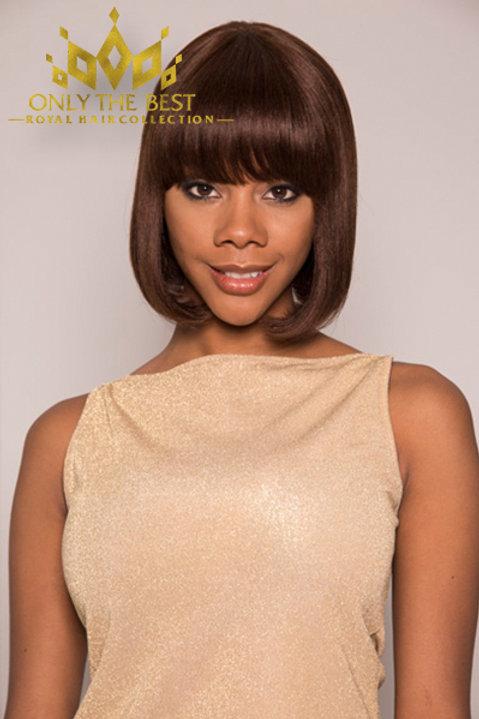 #1010 Petite 100% Human Hair Wig