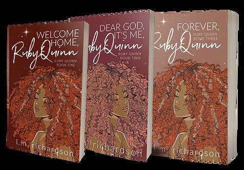 Ruby Quinn- Book Bundle