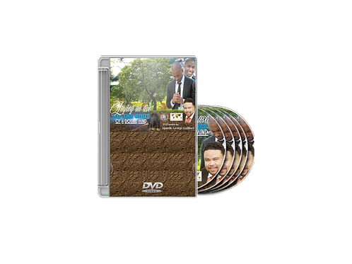 Laying an Axe to the Root of a Double Mind- DVD