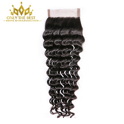 Platinum Ocean Wave Lace Closure