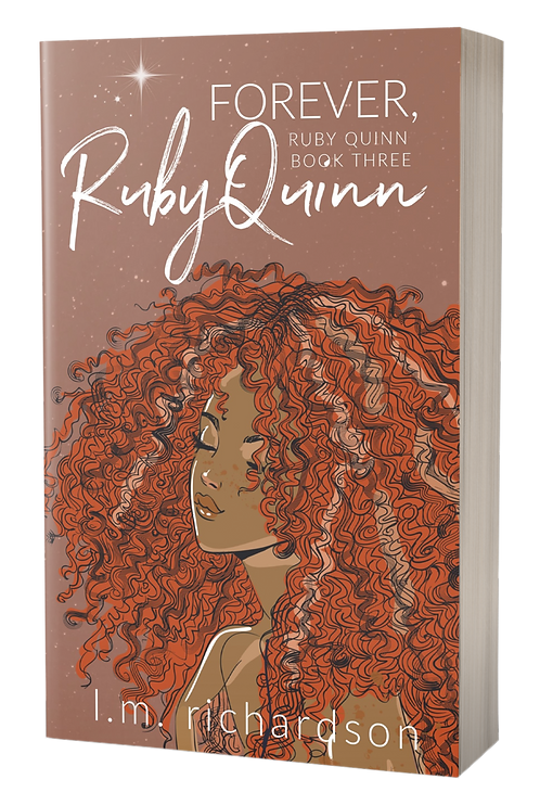 Forever Ruby Quinn- Book Three
