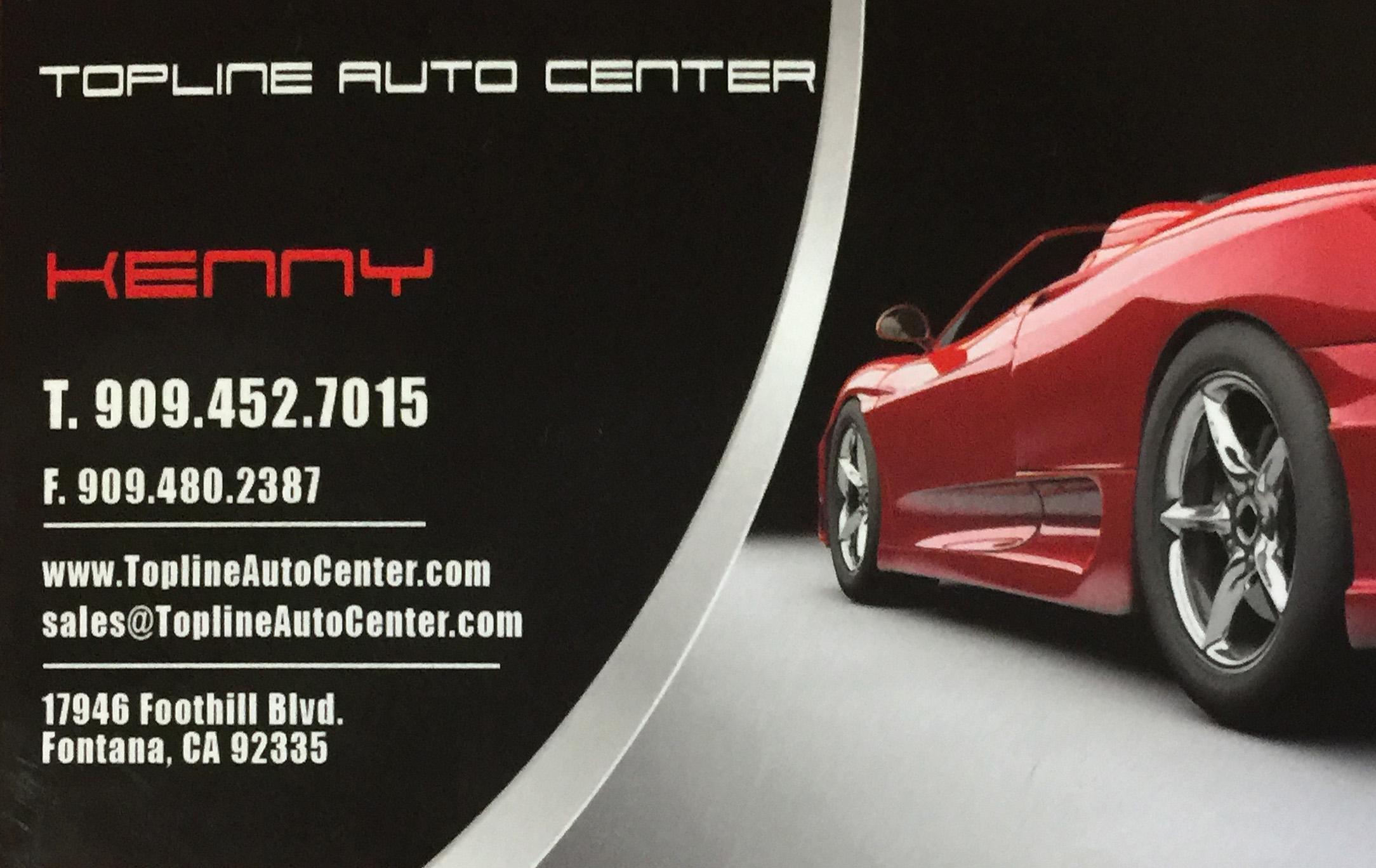 Topline Auto Center