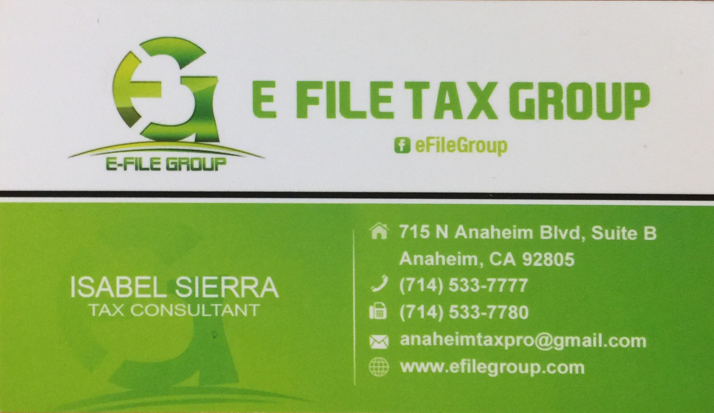 E File Group