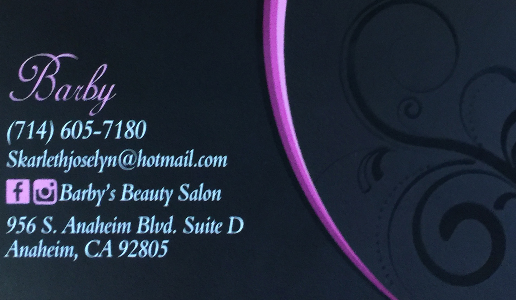 Barby Salon