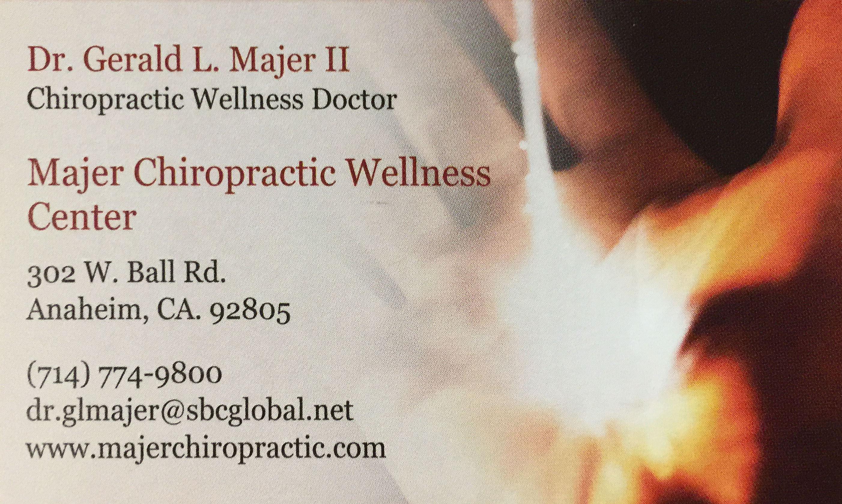 Majer Chiropratic Wellness Center