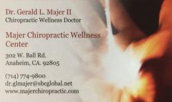 Majer Chiropratic Wellness Center