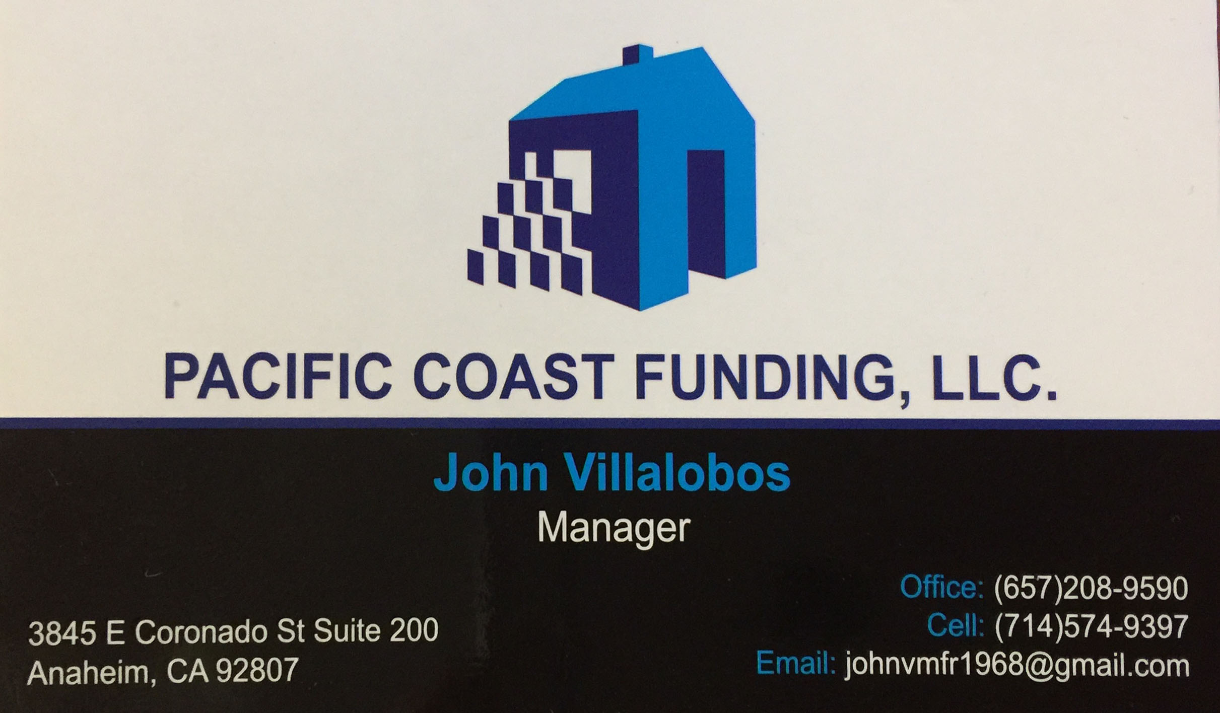 Pacific Coast Funding LLC