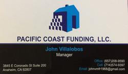 Pacific Coast Funding LLC
