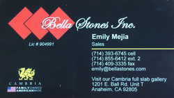 Bella Stones Inc
