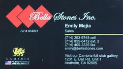 Bella Stones Inc