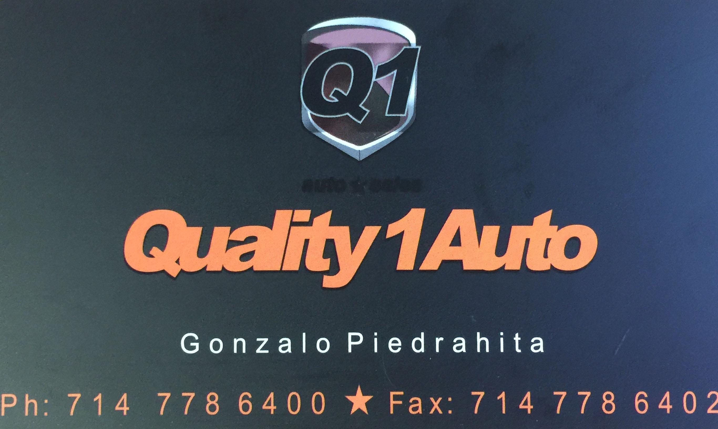 Quality 1 Auto