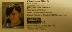 Chellena Black