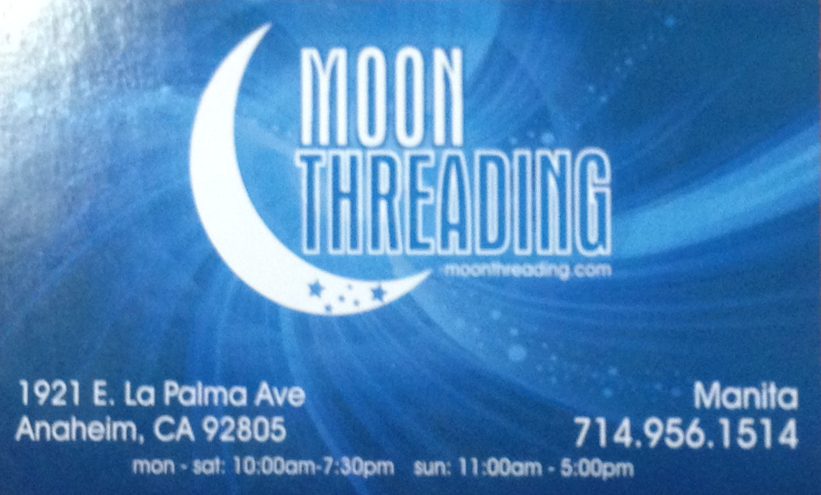 moon Threading