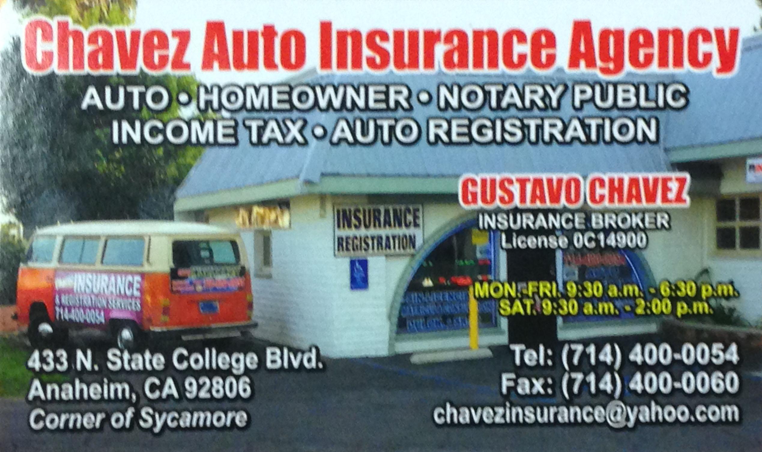 Chavez Auto Insurance