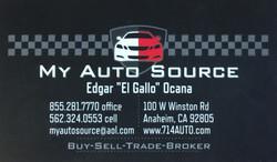 My Auto Square