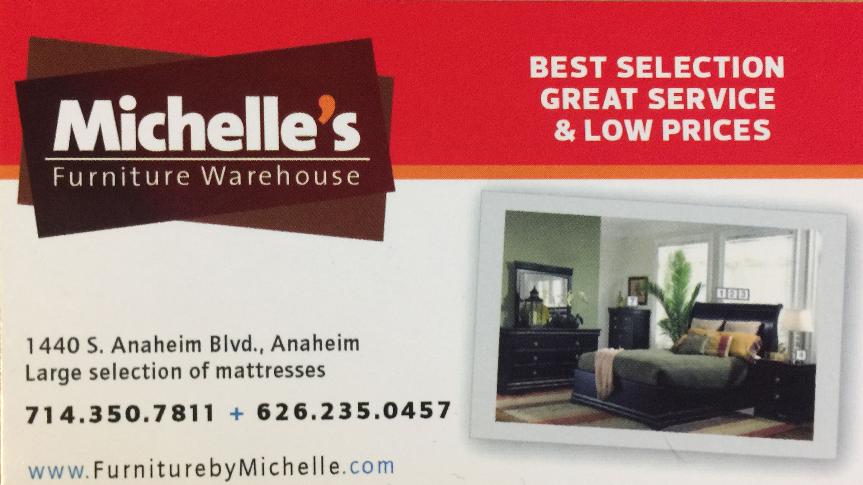 Michelle's Furniture Warehouse