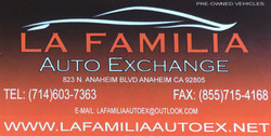 La Familia Auto Exchange