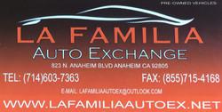 La Familia Auto Exchange