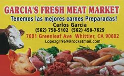 Garcia's Fresh Meat Market