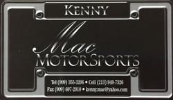 Kenny Mac Motorsports