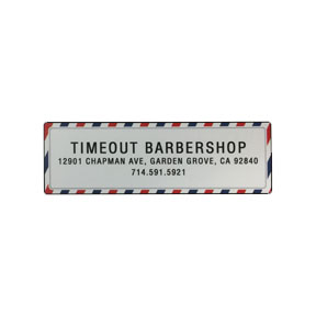 Time Out Barbershop