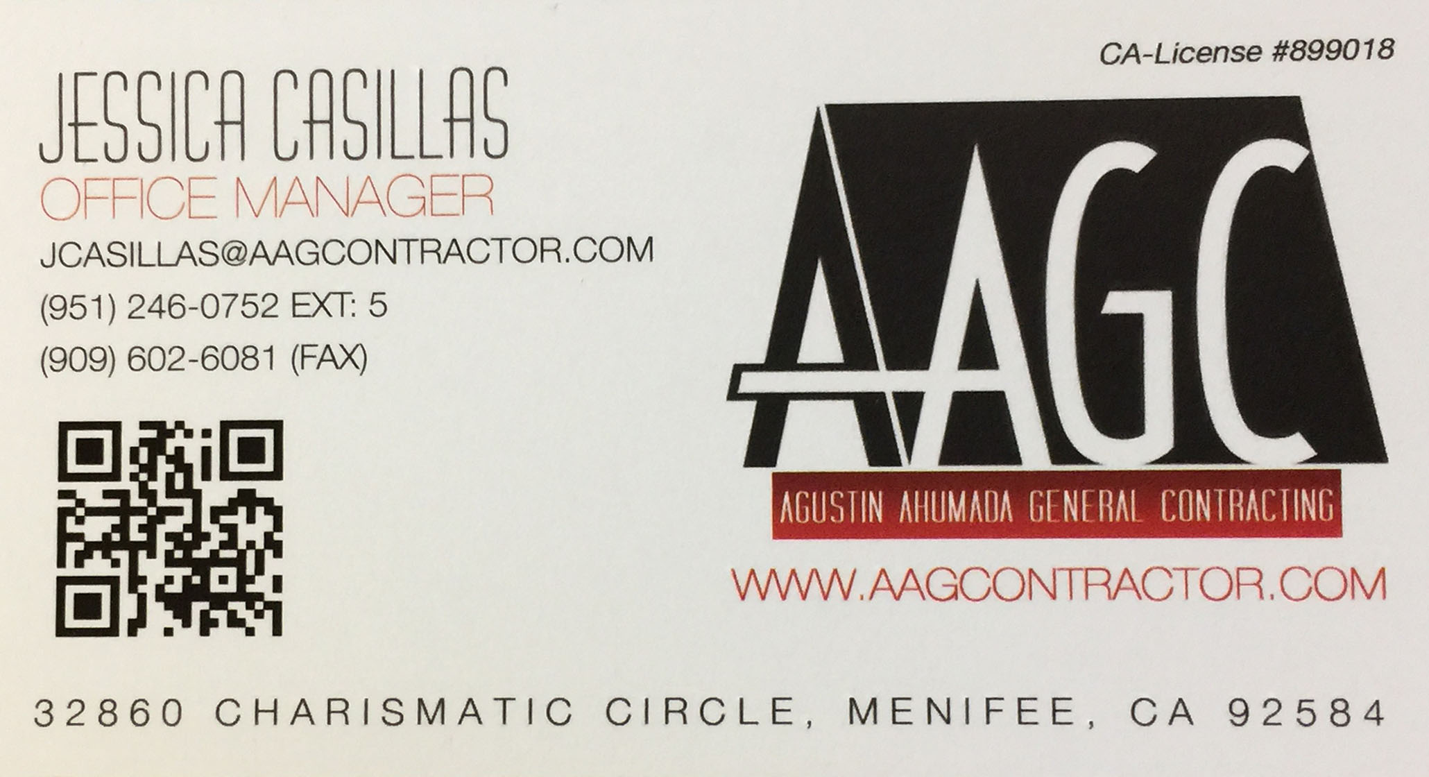 Agustin Ahumada General Contracting