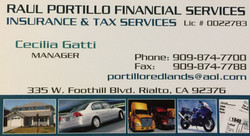 Raul Portillo Financial Services