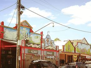 Dzień drugi – Nimbin, Gold Coast, Brisbane i Nudyści.